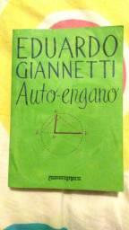 """Livro """"Auto-engano"""" - Eduardo Giannetti"""