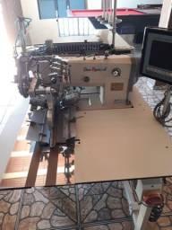 Máquina de bolso industrial