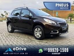 Peugeot 2008 Allure 1.6 Flex 16V 5p Mec. - Carro com Ótimo Espaço Interno - Novo - 2016