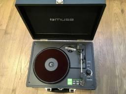 Toca disco MUSE MT-101-LT Europeu
