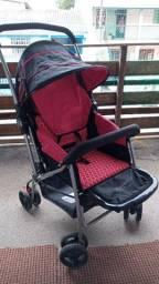 Carrinho de bebê, andador e  barraca infantil