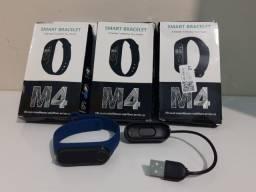 Pulseira Relógio Inteligente Smartband M4 (Eunápolis)
