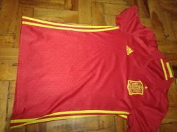 Camisa da Espanha Original