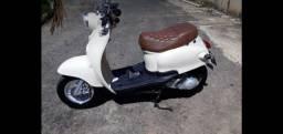Scooter retro customizada
