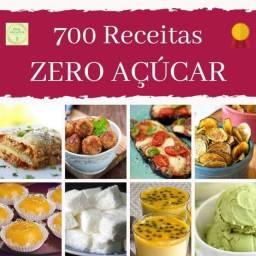 700 RECEITAS ZERO AÇÚCAR