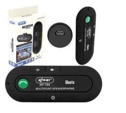 Receptor De Áudio Knup Kp-t84 Bluetooth