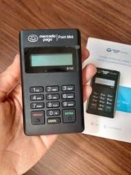 Título do anúncio: Máquininha de Cartão de Crédito e Débito Point Mini  Mercado Pago