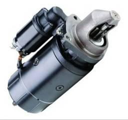 Motor de partidas jf Bosch  12v usado tudo revisado R$1.000,00 cem troca com  R$800,00
