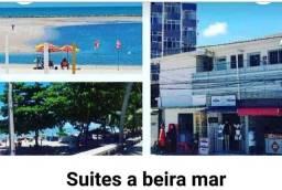 Suites a beira mar