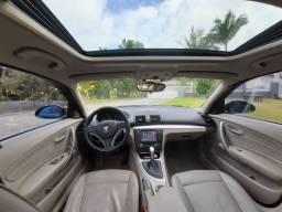 BMW120i interior claro aro18 a mais completa . Aceito proposta avista