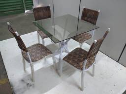 mesa 4 cadeiras mesa quatro cadeiras