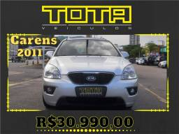 Kia Carens 2011 2.0 ex 16v gasolina 4p automático
