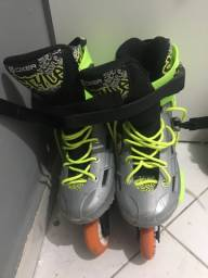 Patins Oxer Inline Freestyle abec