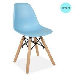 Cadeira eiffel infantil diversas cores