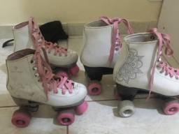 Promoção! 2 patins por 260