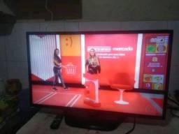 Vende-se TV LG 39 polegadas e uma Panasonic 40 polegadas não são smart