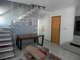 Título do anúncio: Cobertura à venda com 3 dormitórios em Caiçara, Belo horizonte cod:46740