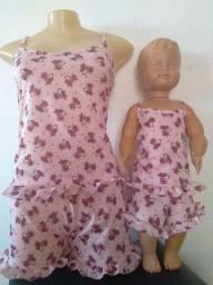 Baby doll infantil 18,00