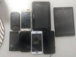 Vendo celulares com defeito