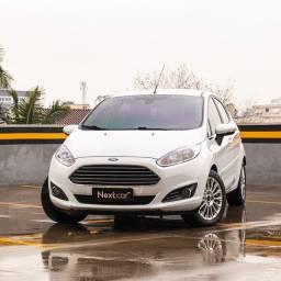 Ford Fiesta Titanium 1.6 Flex Aut
