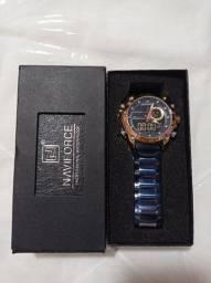 Título do anúncio: Relógio Naviforce zeroooo