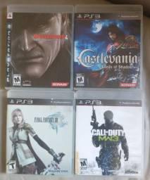 Jogos de PS3 usados