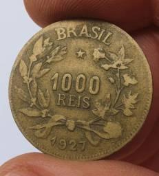 Moeda 1000 reis 1927