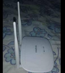 Título do anúncio: Roteador Intelbras 2 antenas