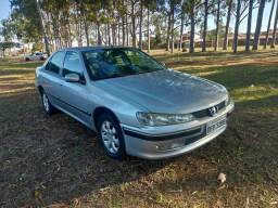406 2001/2001 2.0 ST SEDAN 16V GASOLINA 4P AUTOMÁTICO