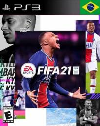 PES21 FIFA 21 PS3