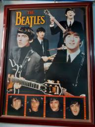 Poster dos The Beatles