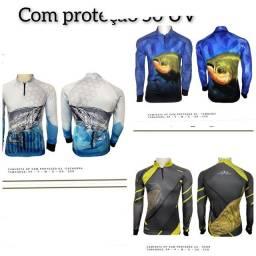 Camisas proteção UV 50