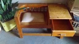 Vendo escrivania antiga 150,00