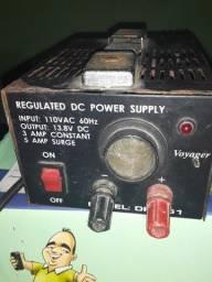 vendo fonte Voyagem 110 volts serve para  etc funcionando normal
