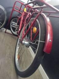 Bicicleta de carga(caregadeira)