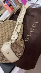 Bolsa Gucci Pelham Monograma Original