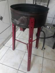 Fritadeira  industrial a gás