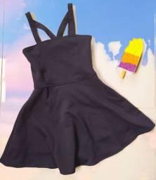Vestido infantil Zabumba (Veste 6/8 anos)