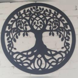 mandala 60 cm árvore da Prosperidade