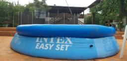Piscina redonda vinil intex