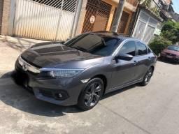 Civic 2017 turing 1.5 turbo - Teto solar TOP