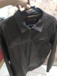 Jaqueta de couro original legitimo