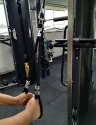 Título do anúncio: Corda Para Tríceps e Bíceps
