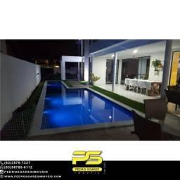 Casa com 3 dormitórios à venda, 500 m² por R$ 2.500.000 - Portal do Sol - João Pessoa/PB