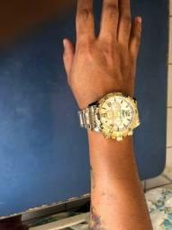 Relógio Lacoste Dourado