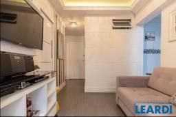 Apartamento à venda com 2 dormitórios em Centro, São paulo cod:635106