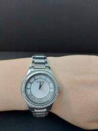 Relógio Bulova Feminino com Swarovski em movimento!!! Maravilhoso!