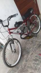 Título do anúncio: bicicleta a motor 80cc