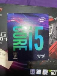 I5 8400 + z370