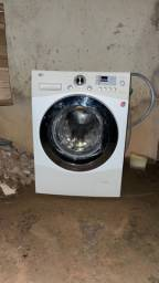 Título do anúncio: Máquina de lavar LG 10 kg